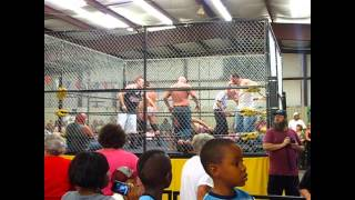 From Peachstate Wrestling Alliance - June 02, 2012 Wargames