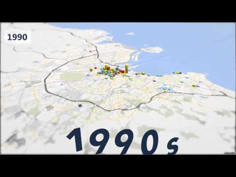 Development of the Dublin Office Market - Past, Present, Future