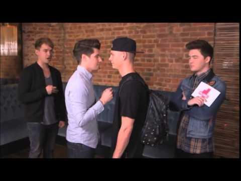 Rixton Funny Moments Pt. 1