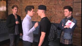 Rixton Funny Moments Pt. 1
