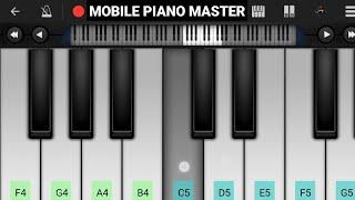 Cheez Badi || Machine || Neha Kakkar ,Udit Narayan-Perfect piano