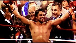 HBO Roberto Duran (Hands of Stone) Highlights