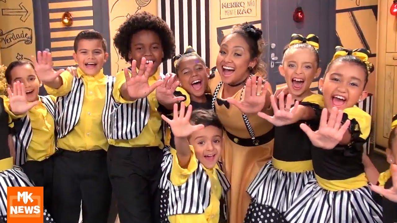 Bruna Karla - ???? Bastidores do último dia de Gravação do Projeto Bruna Kids (#MKnãoPARA)