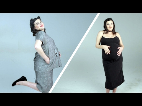 Download Youtube: 100 Years Of Maternity Fashion