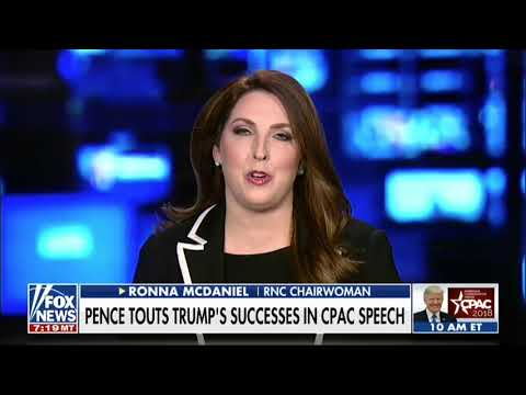 RNC Chairwoman: President Trump brings a whole new energy