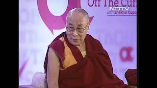Only time will determine President Trump's views on refugees: Dalai Lama at #ThePrintOTC