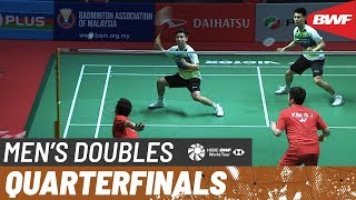 QF | MD | KIM/LEE (KOR) vs. ONG/TEO (MAS) | BWF 2020