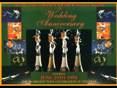 Dance Trance - Rat Pack - The Wedding Anniversary PT.2 - 25.06.1994 - Old Skool Jungle