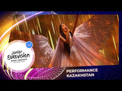 Kazakhstan 🇰🇿 - Karakat Bashanova - Forever at Junior Eurovision 2020