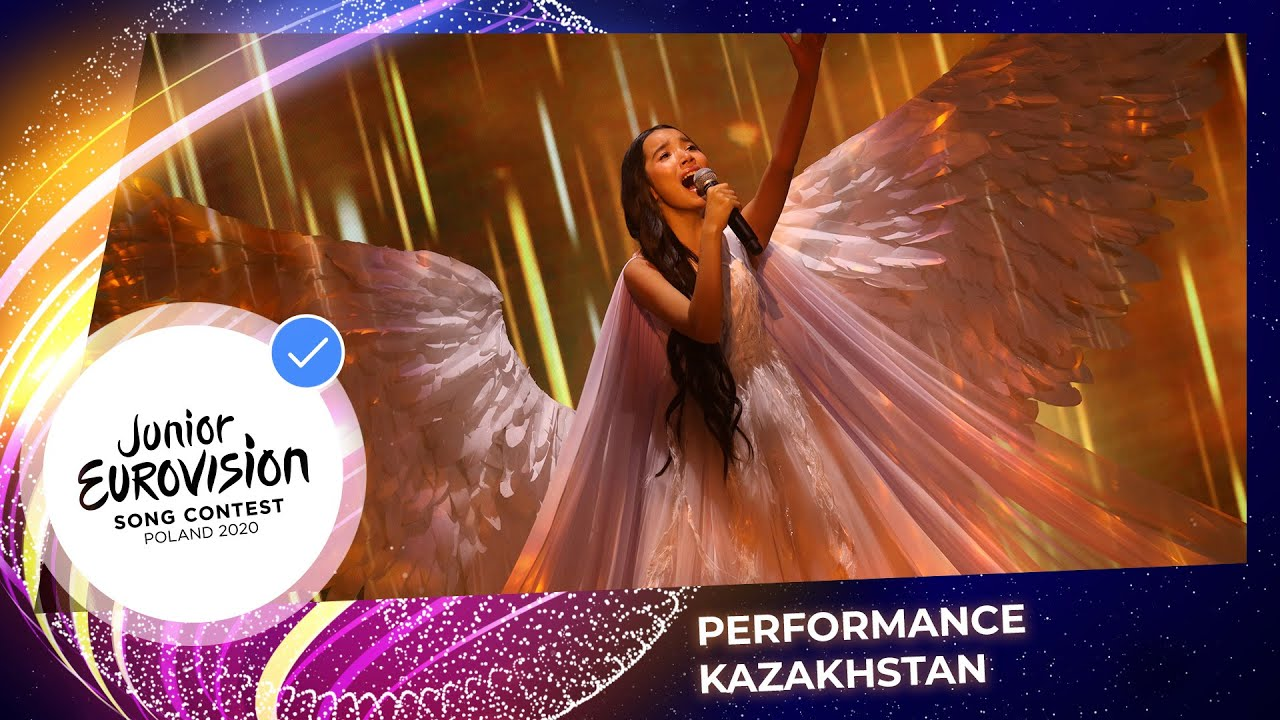 Каракат Башанова заняла второе место на Junior Eurovision
