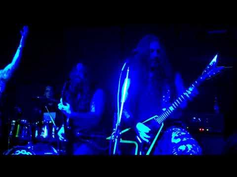 Rosae Crucis - Bran Mak Morn (live @ Closer Club, Roma)
