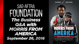 The Business: Q&A with MORRIS FROM AMERICA