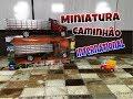 Miniatura Caminhão International 4200 1/43 - Top's Virtual