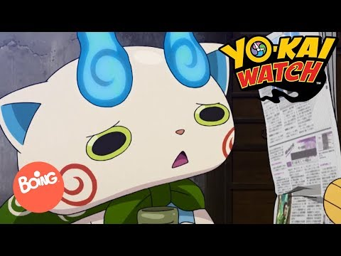 La grande expédition | YO-KAI WATCH | Boing