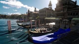 Final Fantasy XV — трейлер игрового мира