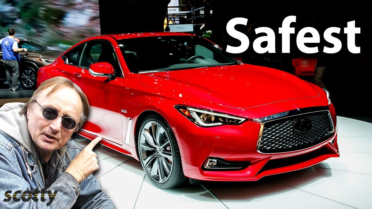 The Safest Car In The World And Why