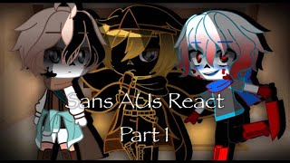 Download lagu -Sans AU's React-//Part 1//