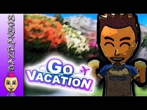 Go Vacation Lets Play - Episode 3 | Dazran303 Gets The Ladies Wet