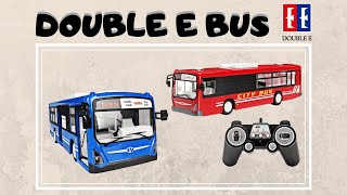 RC BUS DOUBLE E drc toys