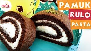 Pamuk Rulo Pasta - Pasta Tarifleri - Nefis Yemek Tarifleri