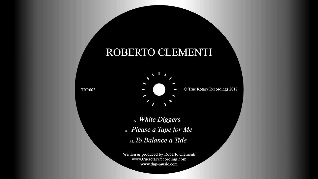Roberto Clementi - Colibri EP