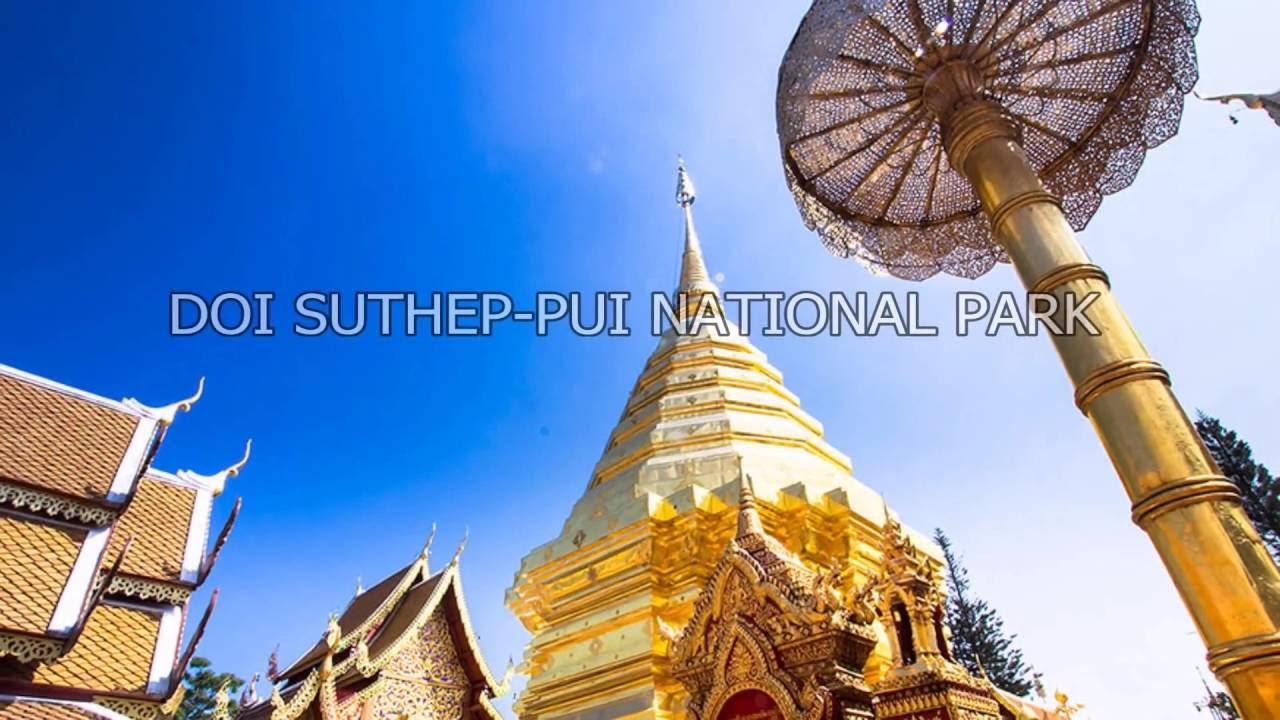 Doi Suthep-Pui National Park  Thailand CR - YouTube