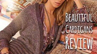 ВЯЖЕМ КАРДИГАНЫ спицами / ОБСУЖДАЕМ красивые модели / ОБЗОР / Beautiful Cardigans Review