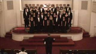 Howl Ye -- from the Peaceable Kingdom-- USD Chamber Singers