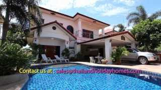 Pattaya Villa - Villa Lubov - 3 Bedrooms