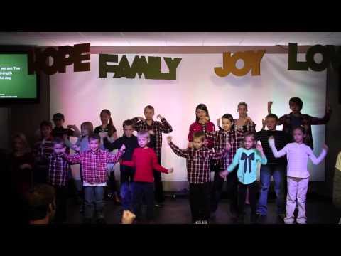 Vineyard Church Peoria - Vineyard Kids Christmas Worship 2013