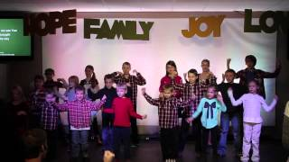 Vineyard Church Peoria - Vineyard Kids Christmas Worship 2013