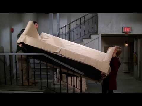 Сериал Друзья - Самые смешные моменты - 5 сезон (2/2)