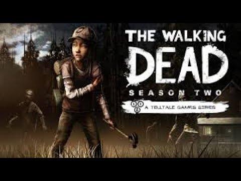 I Can't Wait - Walking Dead Season 2  (Live)