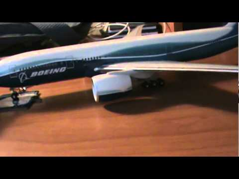 Stuff I Got From The Boeing Store