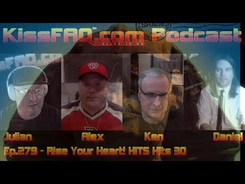 KissFAQ Podcast Ep.279 - Rise Your Heart! HITS Hits 30