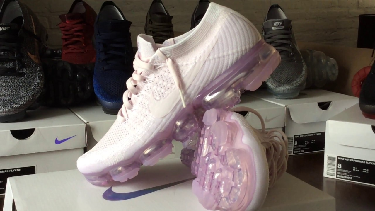 8ddf567765ce Nike Air VAPORMAX FLYKNIT - 2017 (Collection)(Arctic Pink Light Violet)(Part  112)