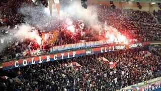 PSG vs Nantes : les ultras célèbrent les Parias Cohortis et Mbappé [22/12/18]