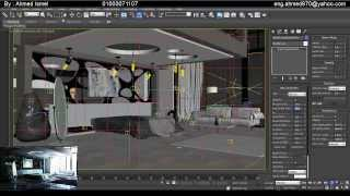 Les 8 For Bed Room Ultra Modren Using 3d Max And Vray