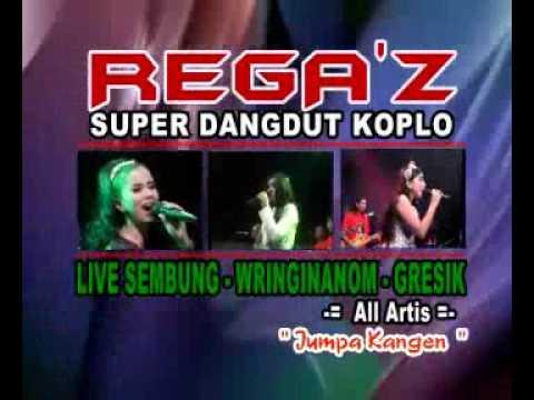 Jumpa kangen - all artis - Rega'z live sembung Wringinanom 2017