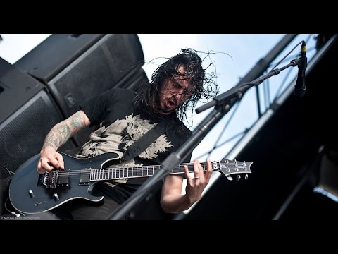 WOVENWAR Phil Sgrosso Discusses UK Tour With SYLOSIS, New Material & Tours (2015)