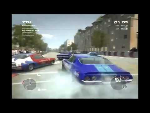 (Longplay #12) (PS3) Grid 2 (Part 2 of 10)