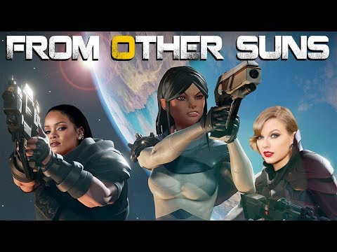 STAR SISTERS!! From Other Suns VR Oculus Rift Gameplay & Review