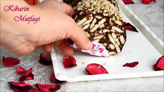 Mozaik pasta tarifi-Anne usulü az malzemeli kolay bisküvili mozaik pasta yapımı-Pasta tarifleri