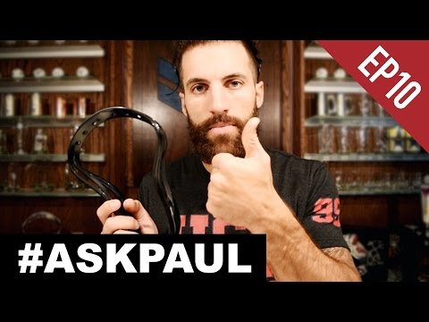 My New Line, Wooden Shafts & Jimmy Fallon   #AskPaul Ep10
