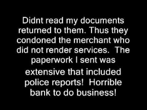 Elan Credit Card - Lies