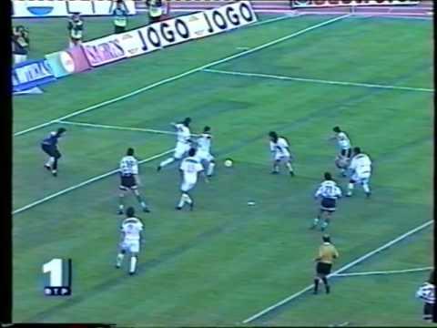 12J :: Sporting - 0 x Leiria - 0 de 1996/1997