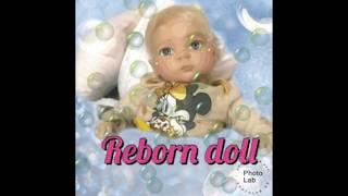 Обложка на видео - РЕБОРН КУКЛЫ . Reborn baby. Обзор , как мы делали фото РЕБОРН куклы Эвелины.Какие вещи идут с Куклой