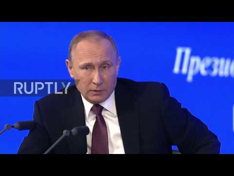 Russia: Putin outlines plan for Crimea's economic development and integration