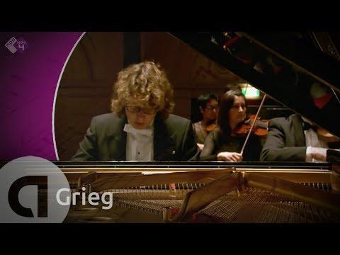 Grieg: Pianoconcert - Live HD Concert - Hannes Minnaar - Limburgs Symfonie Orkest olv. Otto Tausk