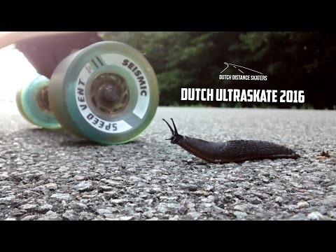 Dutch Ultraskate 2016 (Extended version)
